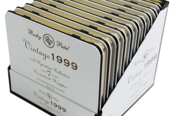 Rocky Patel Vintage 1999 Minis cigar packaging