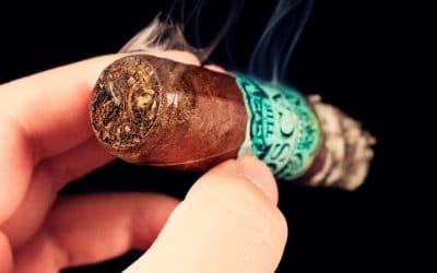 The Oscar Habano Robusto cigar review
