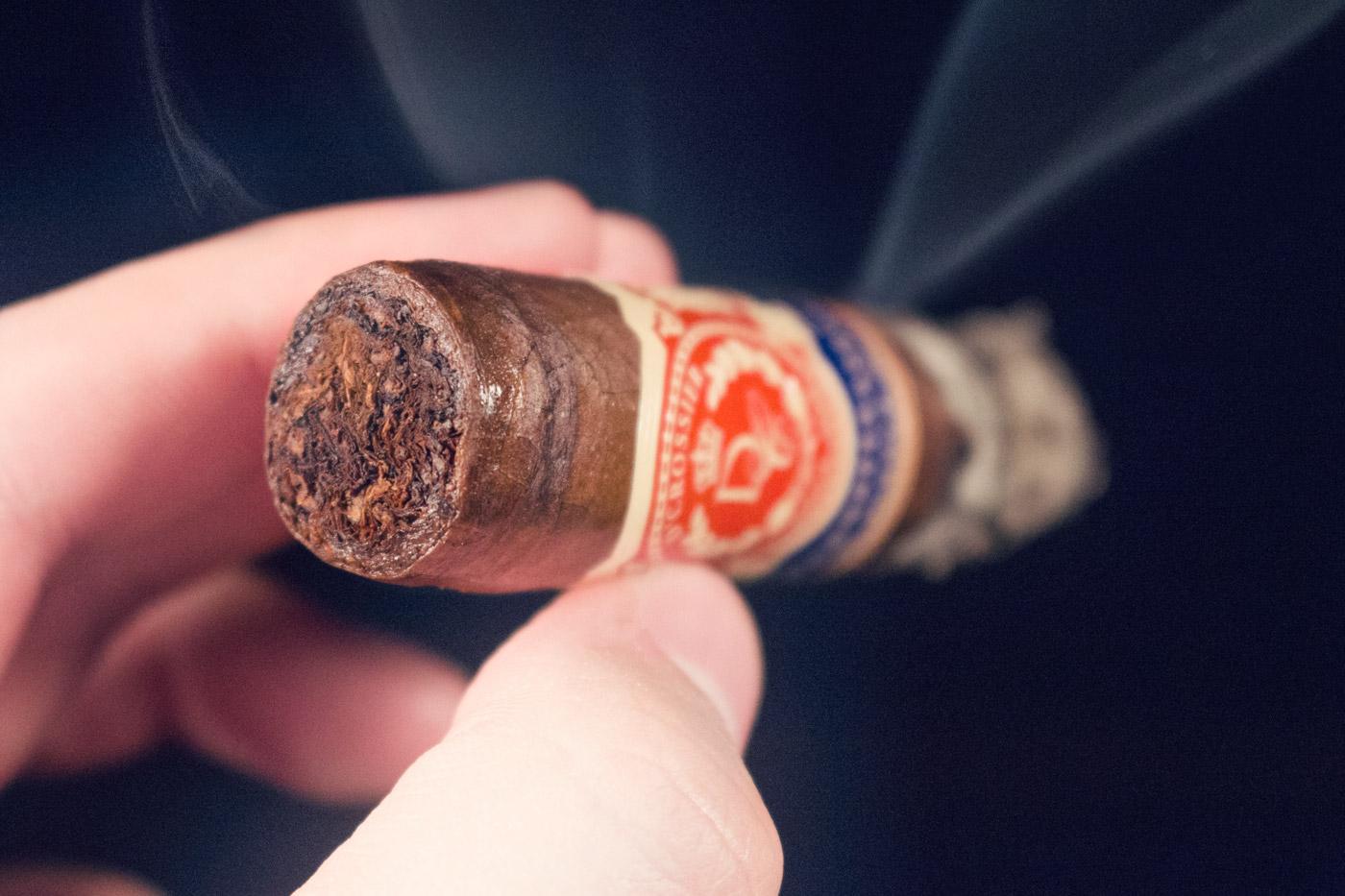 D'Crossier Pennsylvania Avenue Tainos cigar review
