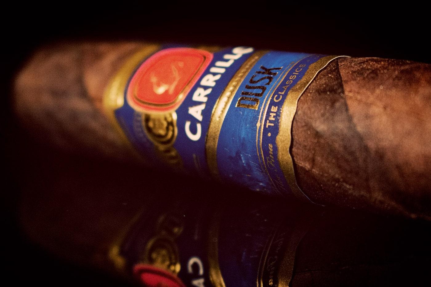 E.P. Carrillo Dusk Stout Toro cigar review