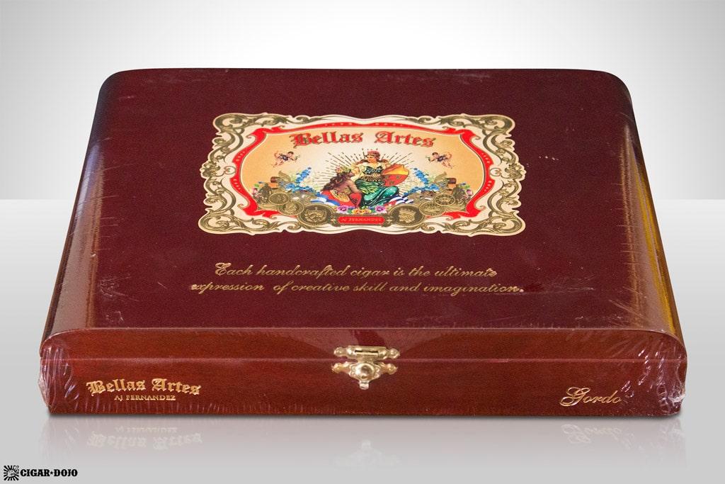 AJ Fernandez Bellas Artes Gordo box of cigars