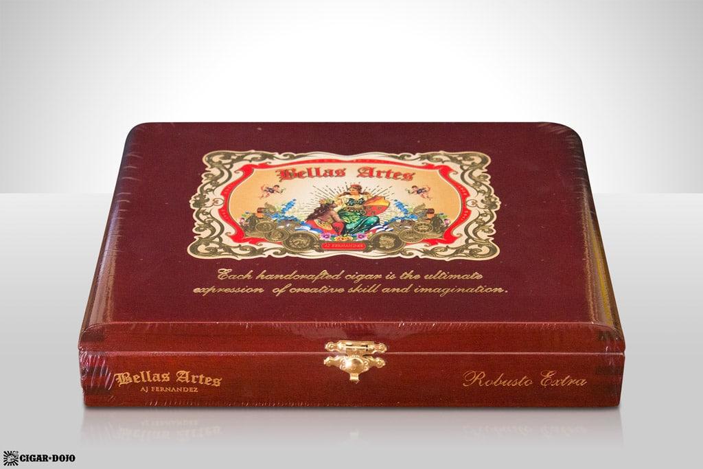 AJ Fernandez Bellas Artes Robusto Extra box of cigars