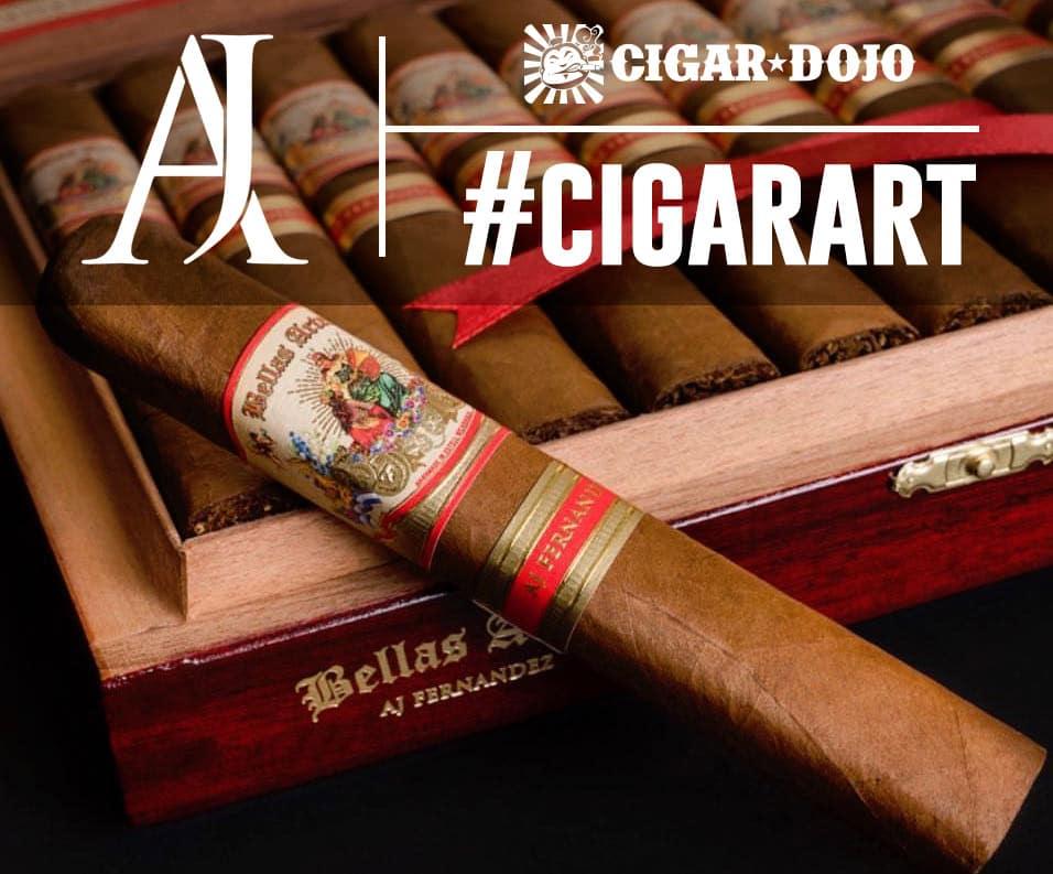 AJ Fernandez Bellas Artes cigar giveaway