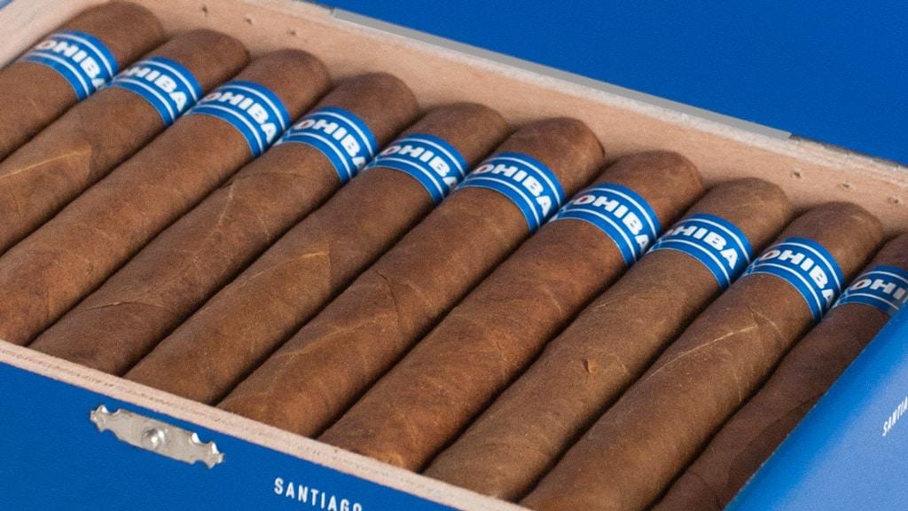 Cohiba Blue cigars