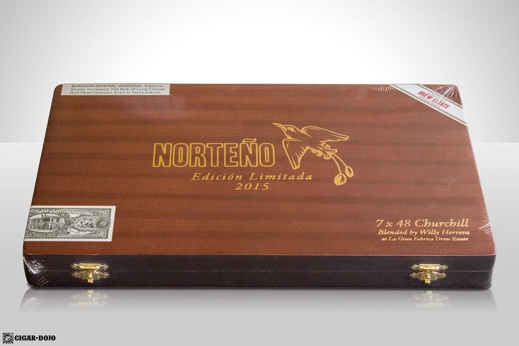 Drew Estate Herrera Estelí Norteño Edición Limitada 2015 box cigars