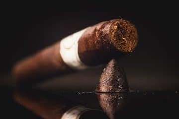 A.J. Fernández Last Call Maduro Flaquitas cigar review