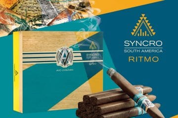 AVO Syncro South America Ritmo cigar presentation
