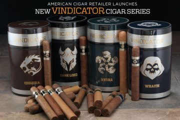 Famous Smoke Shop Altadis USA Vindicator Series