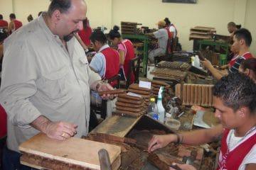 Gurkha's American Caribbean Cigars factory