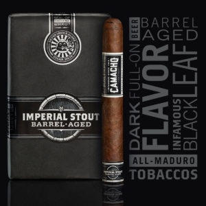 Cigar Dojo Imperial Stout Barrel Aged by Camacho Cigars