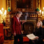 Highclere Castle cigar imagery