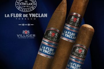 Villiger La Flor De Ynclan cigar display