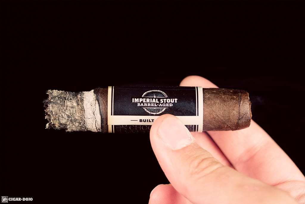 Cigar Dojo Camacho Imperial Stout Barrel-Aged cigar review