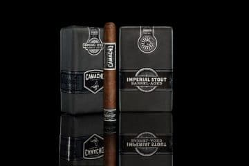 Cigar Dojo Imperial Stout Barrel-Aged by Camacho