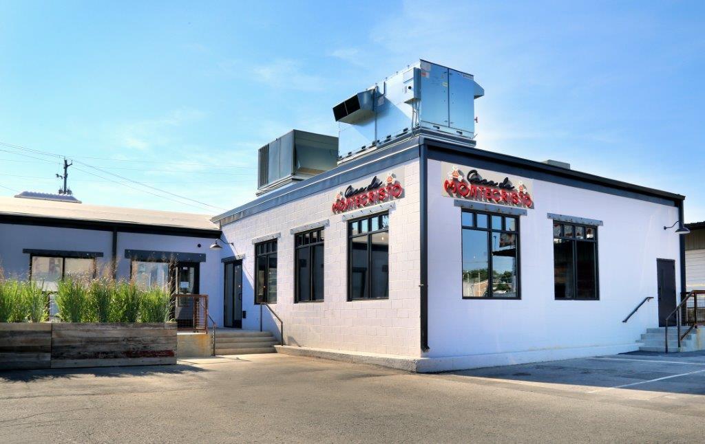 Casa de Montecristo Nashville store front
