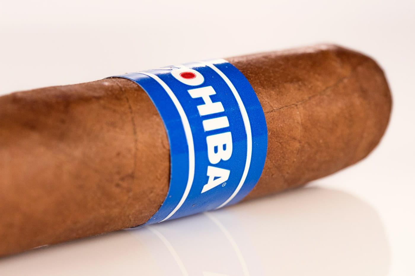 Cohiba Blue Robusto cigar review