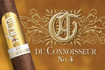 Crux du Connoisseur No. 4 cigar visual