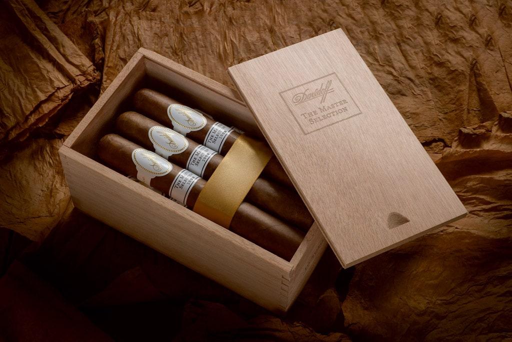 Davidoff The Master Selection Series 2008 cigar presentation