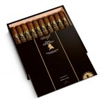 Davidoff Winston Churchill The Late Hour cigar box open