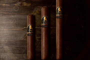 Davidoff Winston Churchill The Late Hour cigar line sizes