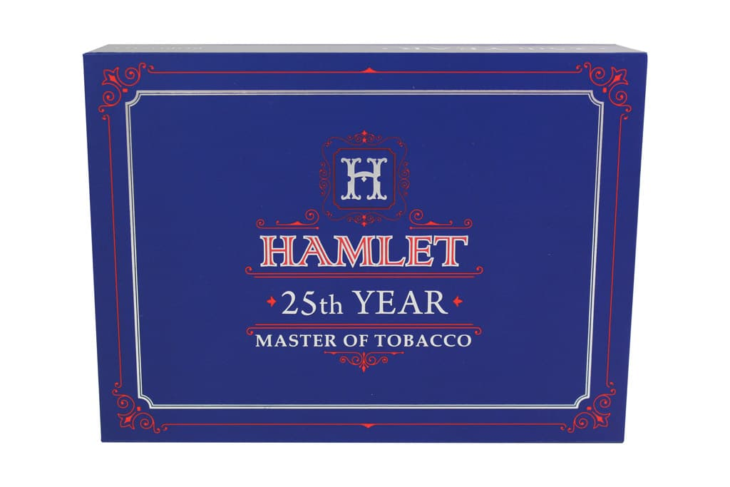 Rocky Patel Hamlet 25th Year cigar box