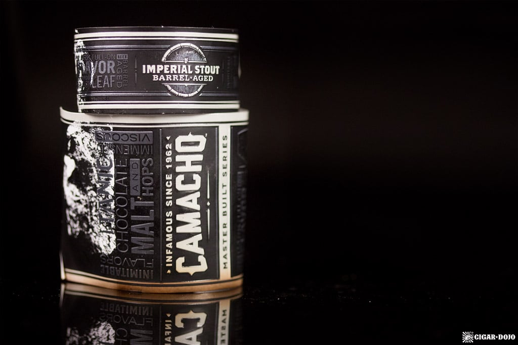 Cigar Dojo Camacho Imperial Stout Barrel-Aged cigar bands