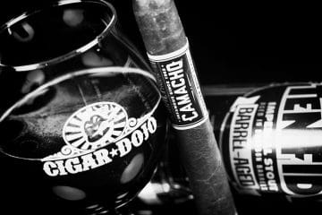 Camacho Cigar Dojo Imperial Stout Barrel-Aged cigar review