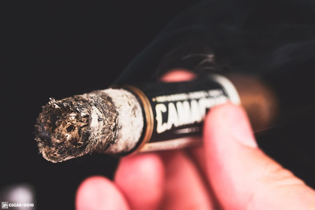 Cigar Dojo Camacho Imperial Stout Barrel-Aged review