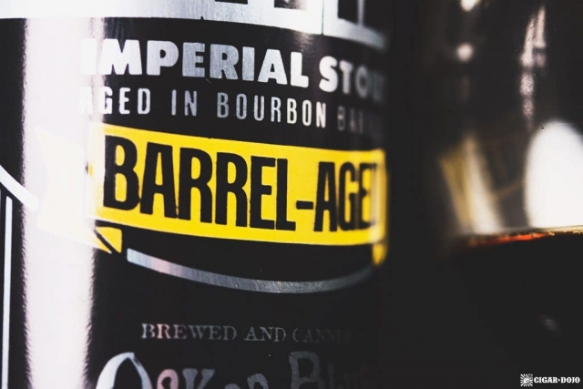 Oskar Blues Ten FIDY Barrel Aged Stovepipe