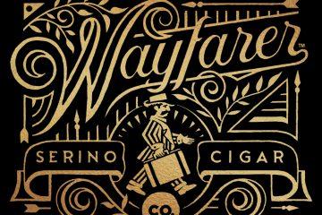 Serino Cigar Co. Wayfarer artwork
