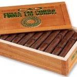 CAO Fuma Em Corda cigar box open