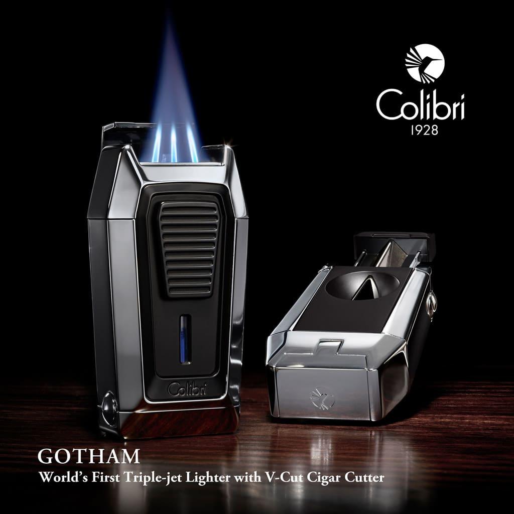 ColibriGotham lighter/cutter