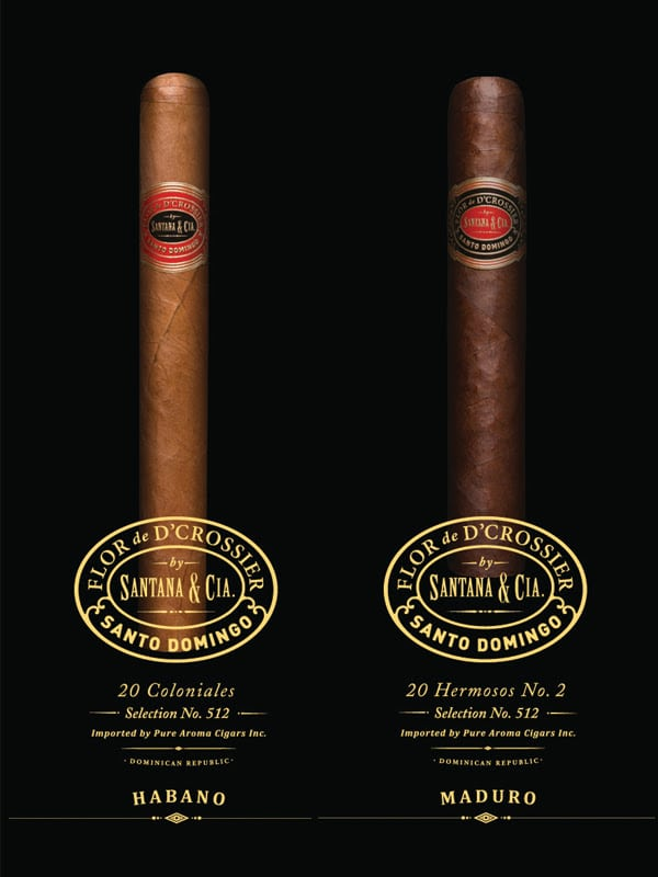 Flor de D'Crossier Selection No.512