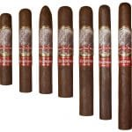 Drew Estate Pappy Van Winkle Tradition full cigar lineup