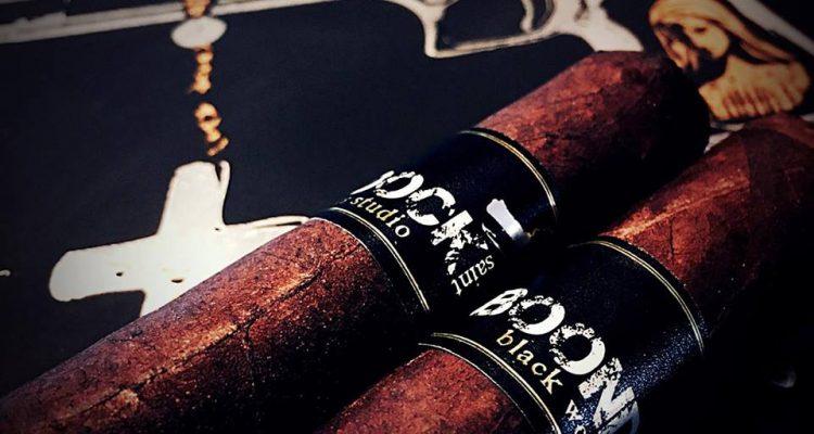 Black Works Studio Boondock Saint 2017 cigar release