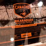 Camacho Cigars Nicaraguan Barrel-Aged cigar box IPCPR 2017