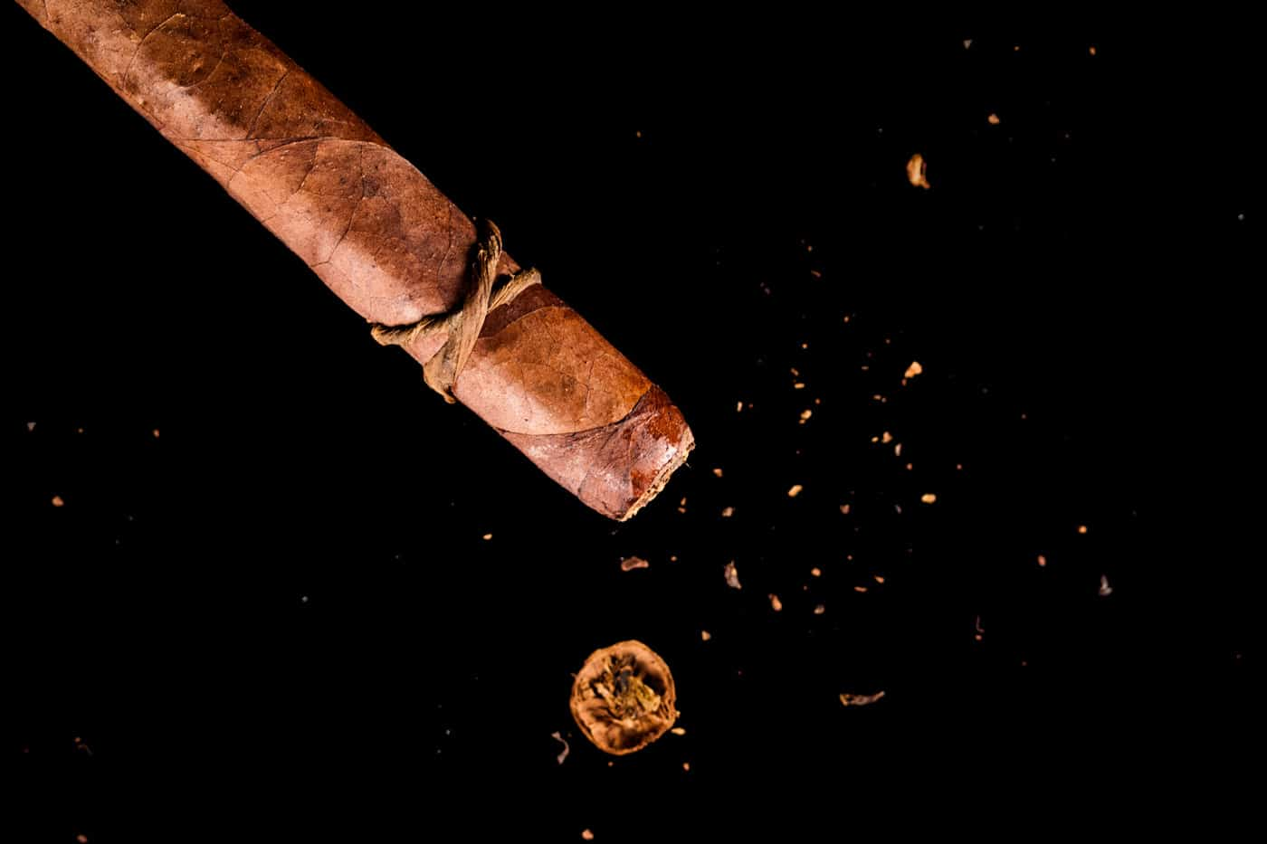 CAO Fuma Em Corda Robusto cigar review