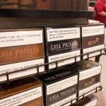 Drew Estate Liga Privada cigar tins IPCPR 2017