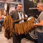 Jeff Borysiewicz Florida Sun Grown tobacco IPCPR 2017