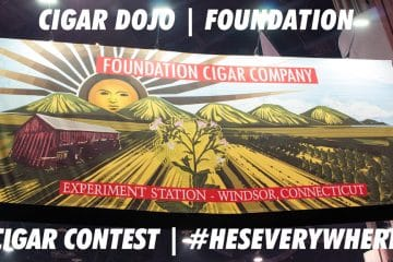 Foundation Cigar Co. cigar contest