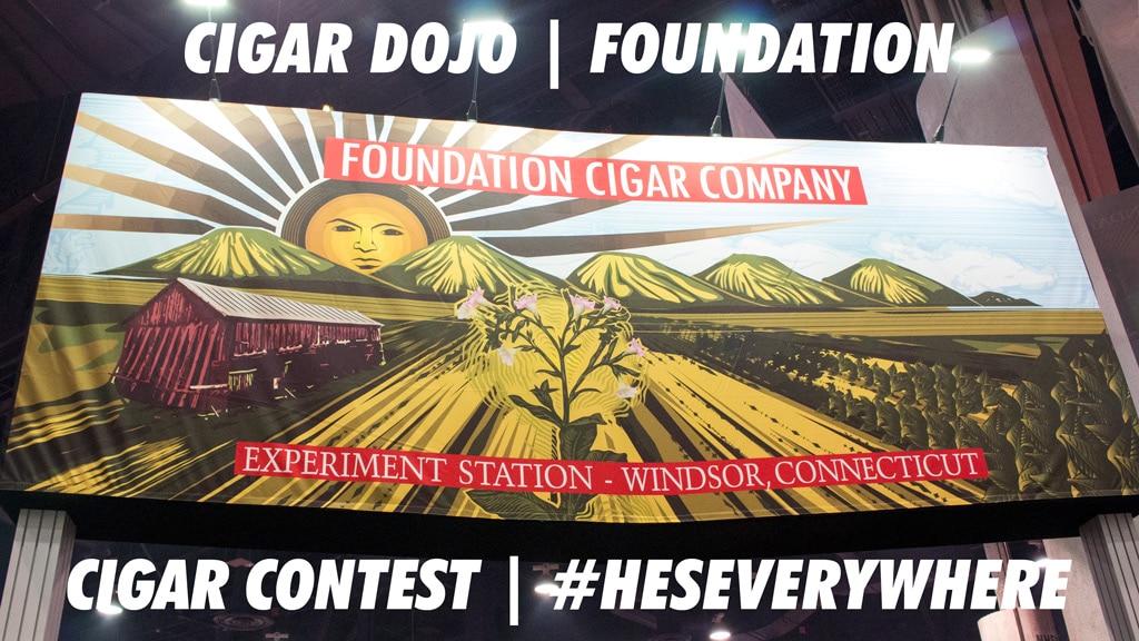 Foundation Cigar Co. cigar contest