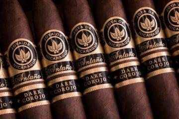 Joya de Nicaragua Antaño Dark Corojo cigars new look 2017