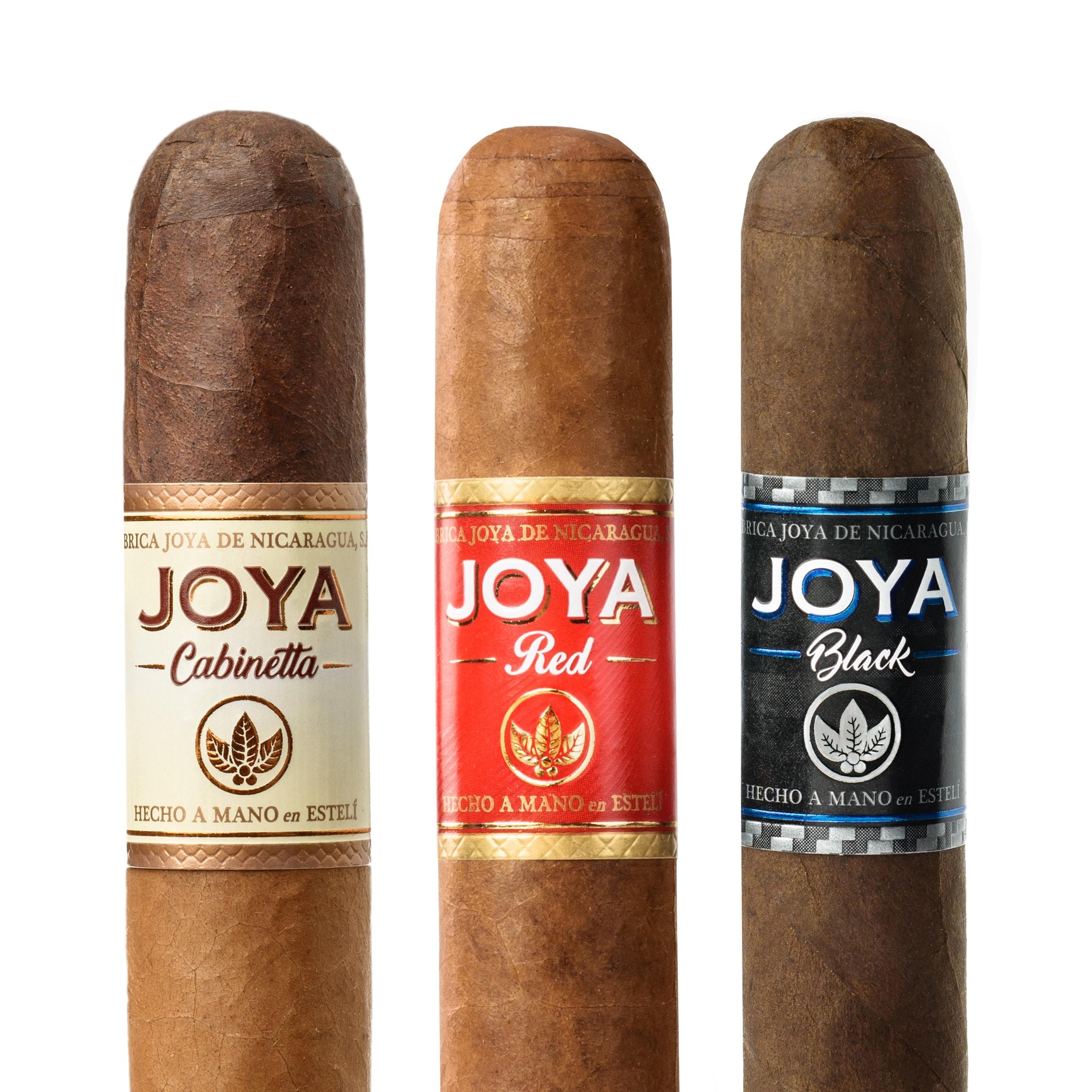 Joya de Nicaragua JOYA cigar lineup