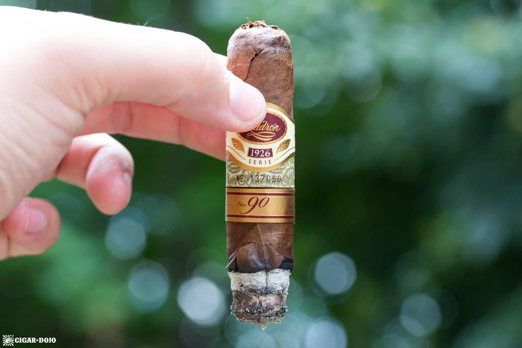 Padrón 1926 Serie No. 90 Natural review