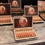 Pappy Van Winkle Tradition cigar boxes IPCPR 2017