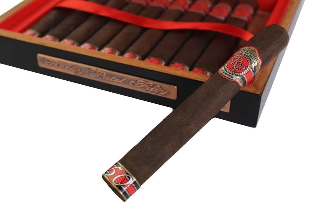 Rocky Patel Fifty cigar relaunch