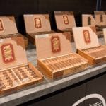 Drew Estate Undercrown Sun Grown cigar boxes IPCPR 2017