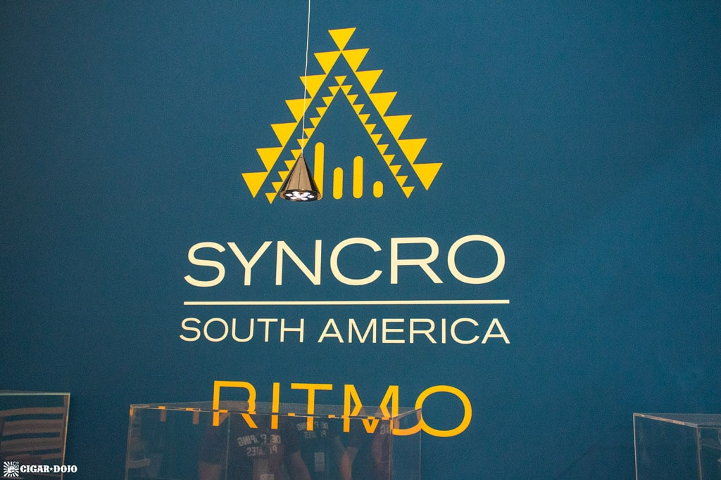 AVO Syncro South America Ritmo artwork IPCPR 2017