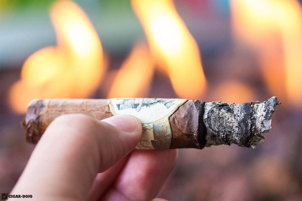 Caldwell Cigar Co. Savages Corona Larga review