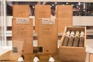 Davidoff Master Selection Series cigar boxes IPCPR 2017